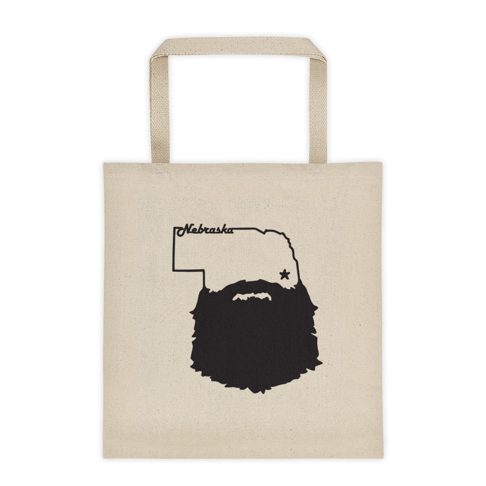 Bearded Nebraska Tote
