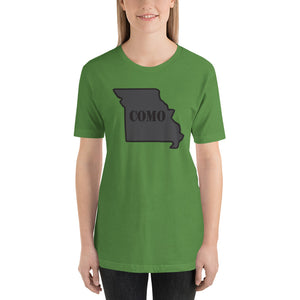 COMO Short Sleeve Unisex T-Shirt