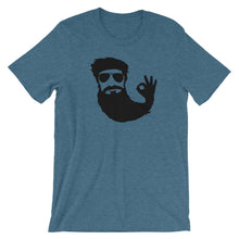 Load image into Gallery viewer, Beard Man Okay Short Sleeve Unisex T-Shirt