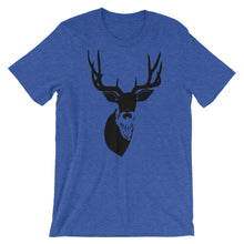 Load image into Gallery viewer, Bearded Buck Short Sleeve Unisex T-Shirt
