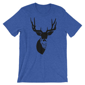 Bearded Buck Short Sleeve Unisex T-Shirt