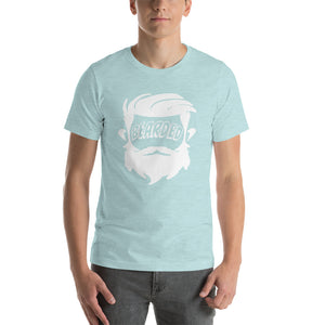 Bearded Short Sleeve Unisex T-Shirt