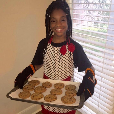 Co-founder of Grace Marie's Cookies