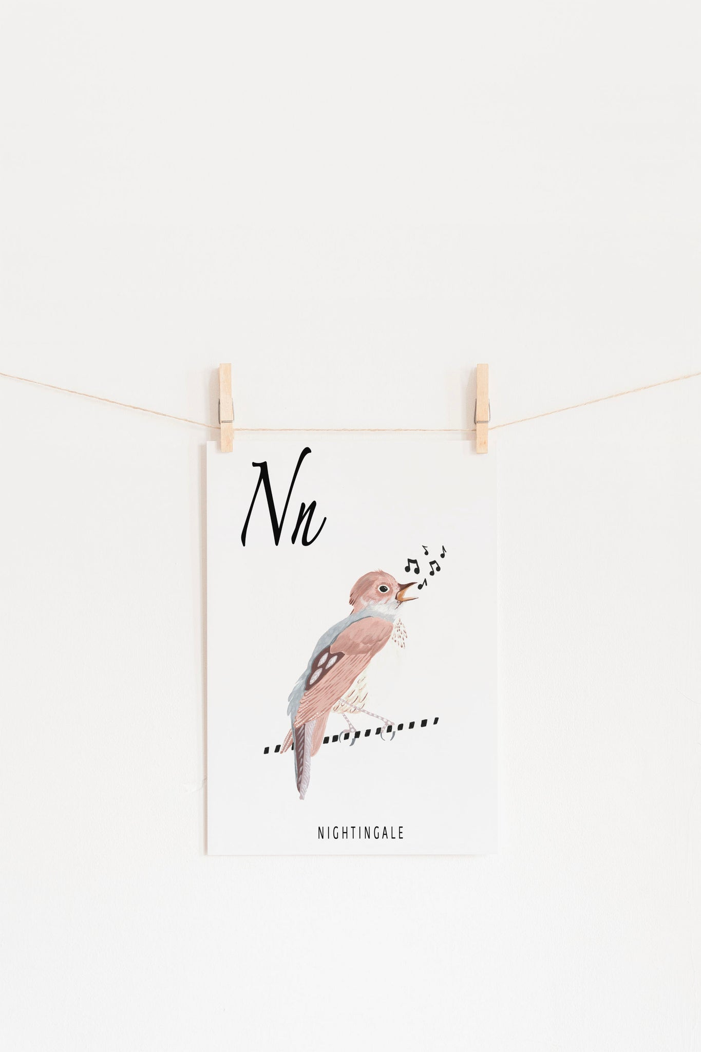 N is for Nightingale