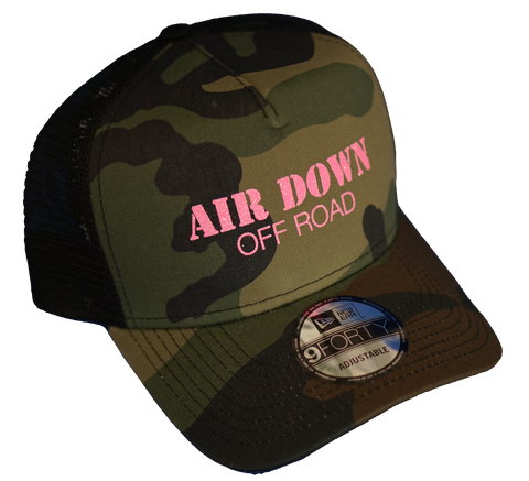ADOR Curved Trucker Cap