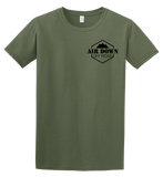 Adventure Badge Mens T-shirt