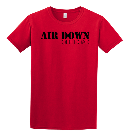 Air Down Off Road T-Shirt