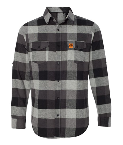 LL Flannel Black/Grey