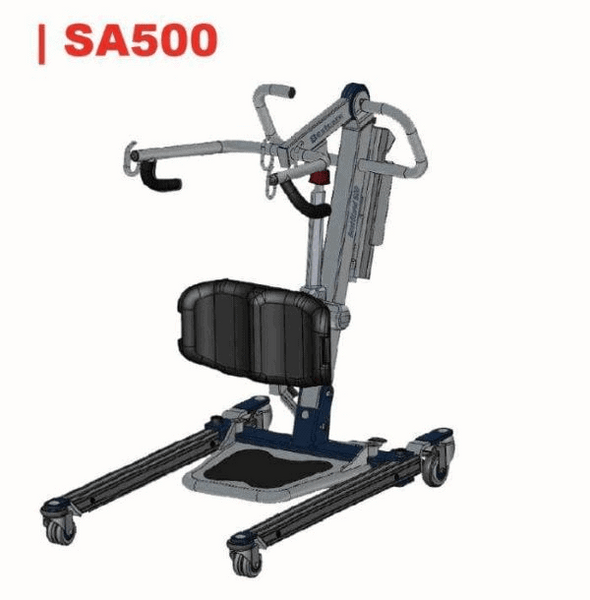Illustration - BestStand™ SA500 | SIT TO STAND ASSIST ELECTRIC LIFT by Best Care | Wheelchair Liberty