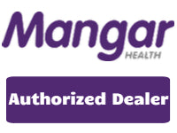 Mangar inflatable lifting, bathing, patient lift emergency wheelchair liberty