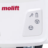 Automatic warning for N29000 Molift Quick Raiser 205 Sit to stand assist patient lift by ETAC from Wheelchair Liberty