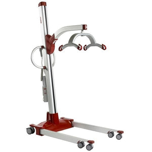 Molift Partner 255 - Electric Powered Mobile Patient Lift by ETAC - Wheelchair Liberty