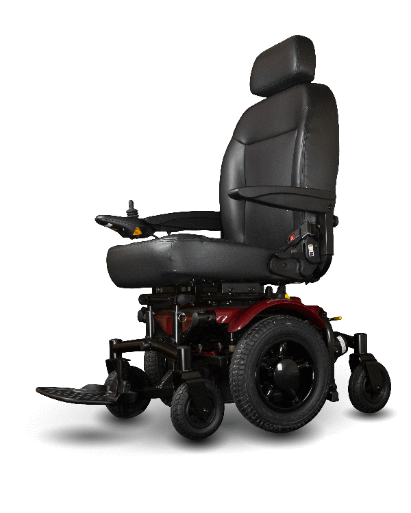 6Runner 14 Power Wheelchair by Shoprider | Wheelchair Liberty