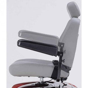 Adjustable Armrest - Gemini Power Wheelchair w/ Seat Lift P3011 by Merits | Wheelchair Liberty