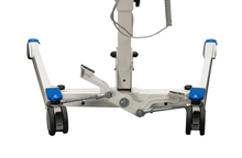 Adjustment Pedal - Protekt® Take-A-Long - Folding Electric Hydraulic Powered Patient Lift 400 lb by Proactive Medical | Wheelchair Liberty