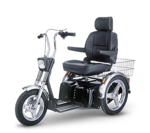 Afiscooter SE 3-Wheel Electric Scooter by Afikim | Wheelchair Liberty