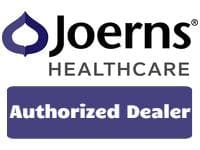 Authorized Dealer Badge - Hoyer Bariatric Patient Slings by Joerns | Wheelchair Liberty