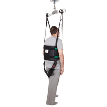 Back Side - Rehab Total Support System Walking Sling By Handicare | Wheelchair Liberty