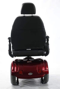 Back View - Gemini Power Wheelchair w/ Seat Lift P3011 by Merits | Wheelchair Liberty