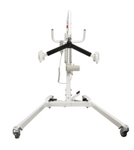 Base Legs Open - Protekt® 500 Lift - Electric Hydraulic Powered Patient Lift 500 lb by Proactive Medical | Wheelchair Liberty