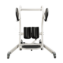 Base Legs Open - Protekt® Dash - Standing Transfer Aid - 32500 - By Proactive Medical | Wheelchair Liberty