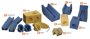 BioClinic® Foam Positioners By Joerns Healthcare | Wheelchair Liberty