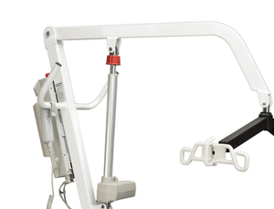 Boom, Actuator And Control Box - Protekt® 500 Lift - Electric Hydraulic Powered Patient Lift 500 lb by Proactive Medical | Wheelchair Liberty