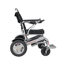 Side View - CITY Electric Wheelchair By Travel Buggy | Wheelchair Liberty