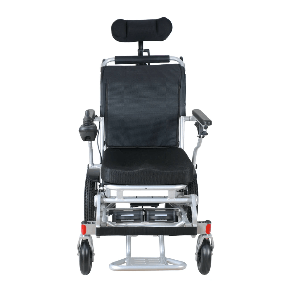 Front - CITY PLUS Electric Wheelchair By Travel Buggy | Wheelchair LIberty