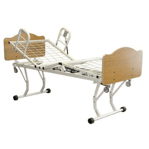 Care 100 Hospital Bed by Joerns Healthcare - Low