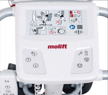Control Panel - Molift Quick Raiser 205 Sit-to-Stand Patient Lift N29000 by ETAC | Wheelchair Liberty