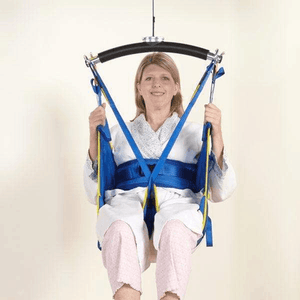 Dual Access Sling Hygiene Slings by Handicare | Wheelchair Liberty