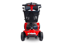 EW-M34 Travel Electric Scooter - Front View - Red