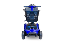 EW-M34 Travel Electric Scooter - Front View Blue