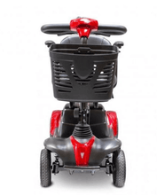 EW-M39 Portable Comfort Electric Scooter -  Front View Red