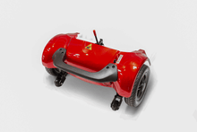 EW-M40 Portable Electric Scooter - Detached Rear Part