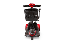 EW-M40 Portable Electric Scooter - Front View - Red