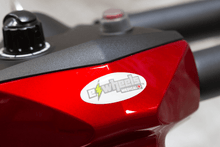 EW-M40 Portable Electric Scooter - Handle Switch and Buttons
