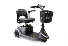 EW-M40 Portable Electric Scooter - Quarter Right Side - Silver