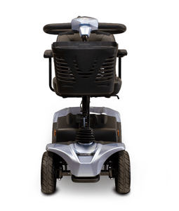 EW-M41 Portable Electric Scooter - Front View - Silver