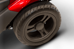 EW-M41 Portable Electric Scooter - Wheels