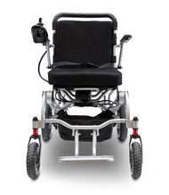 EW-M43 Folding Power Wheelchair Front View