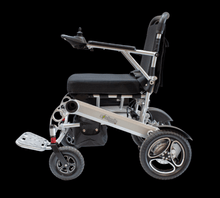 EW-M43 Folding Power Wheelchair Left Side View