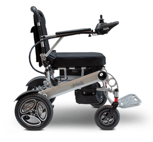 EW-M43 Folding Power Wheelchair Right Side View