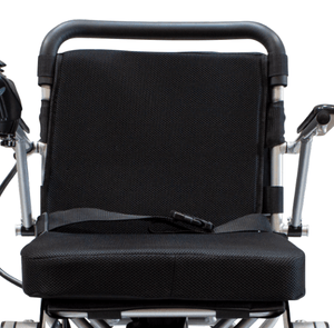 EW-M43 Folding Power Wheelchair Seat With Safety Belt