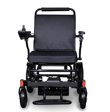 EW-M45 Folding Power Wheelchair Front Black