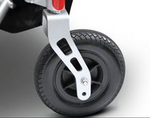 EW-M45 Folding Power Wheelchair Front Wheels