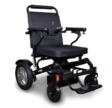 EW-M45 Folding Power Wheelchair Right Side Black
