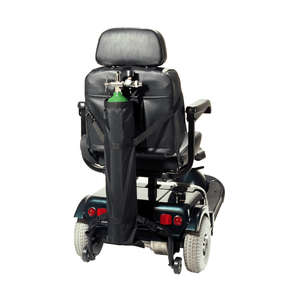 EZ-ACCESSORIES Scooter Single Oxygen Bag.