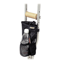 EZ-ACCESSORIES Universal Crutch Pouch Wide View